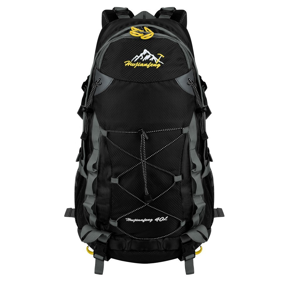 Vbiger Hiking Backpack Large Capacity Lightweight